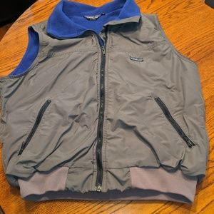 Patagonia lined vest